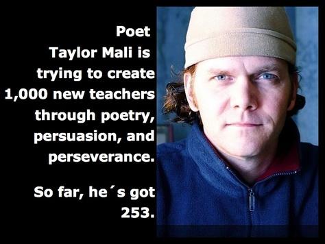 Taylormaliteacherproject